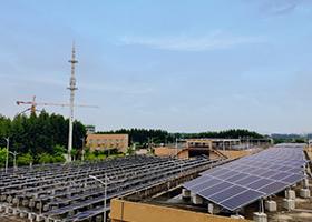 豪丰环保不断践行绿色环保理念  为基地企业打造一流的生产环境