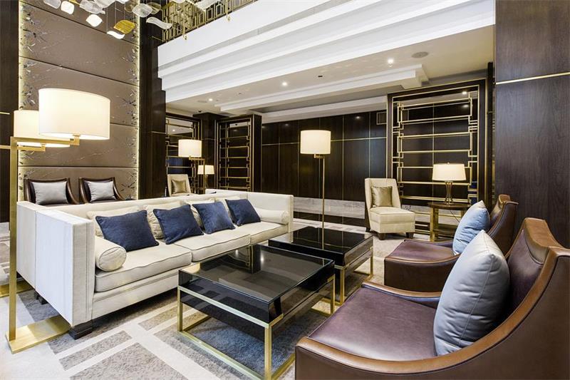 酒店固定家具