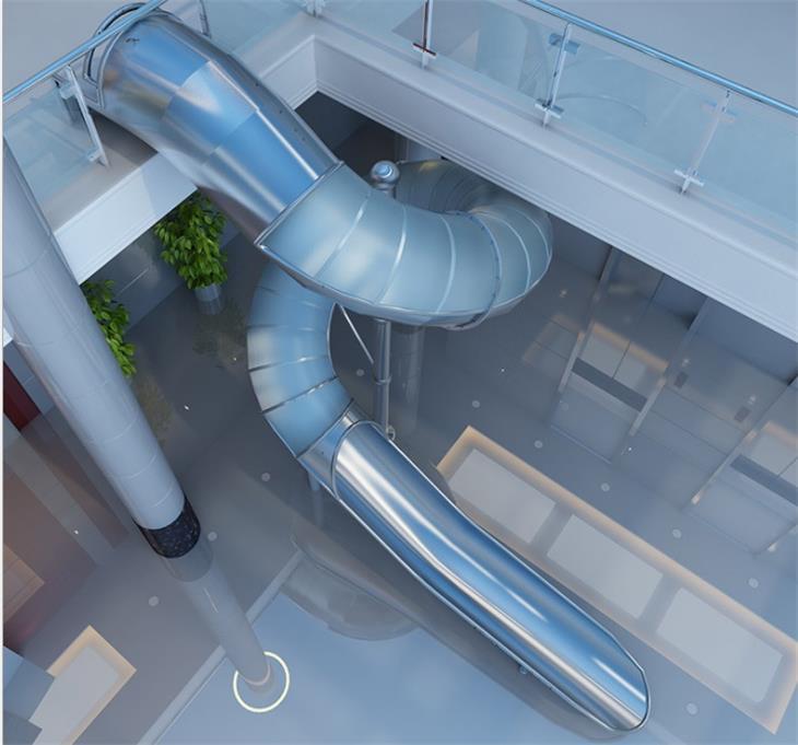 不锈钢滑梯生产厂