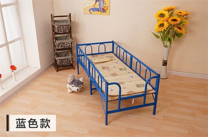 不锈钢幼儿园小床