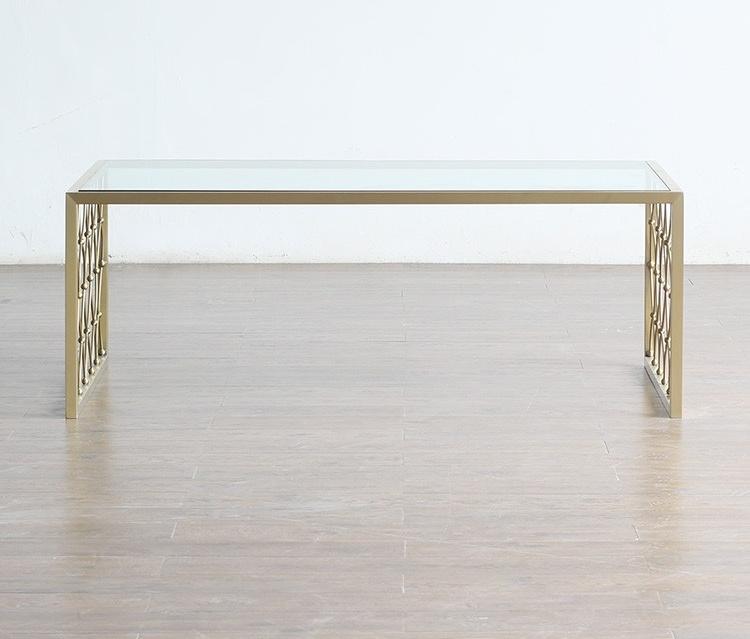鑫廣意鋼化玻璃茶桌015
