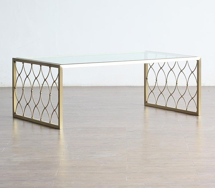 鑫廣意鋼化玻璃茶桌