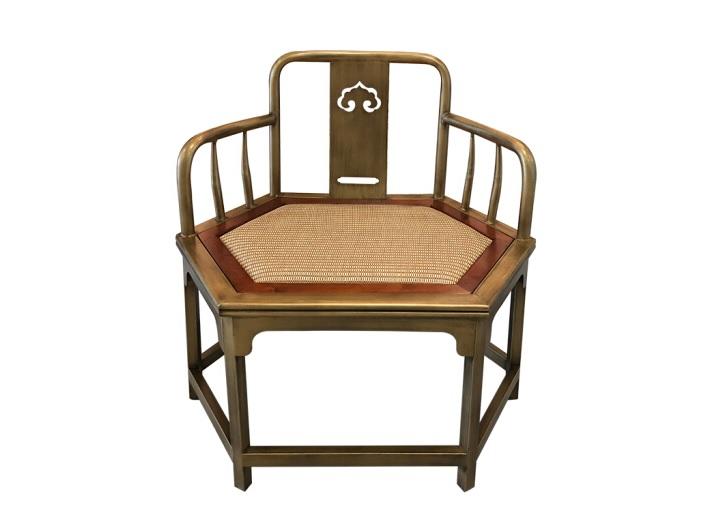 鑫广意金属中式家具生产厂追求卓越以质取胜赢得了仿古家具行业好口碑