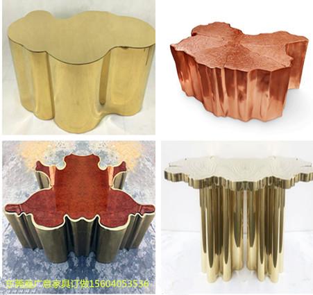 不锈钢家具制品造型美观重量轻造价低寿命长深受市场追捧-鑫广意