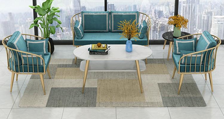 鑫广意沙发茶几组合持久耐用设计感强安心品质轻松打造舒适空间