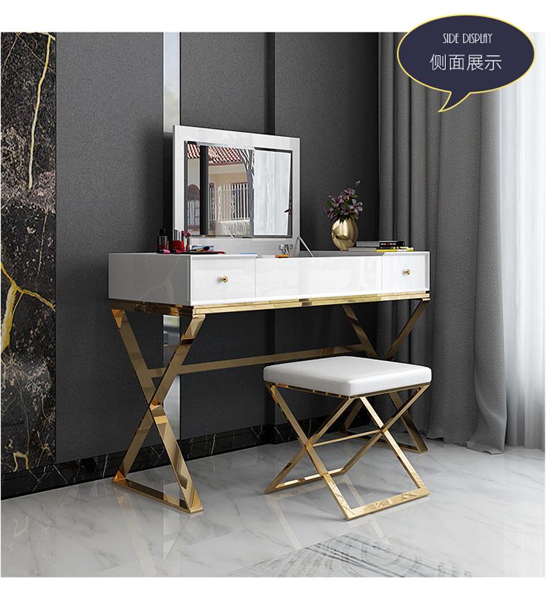 鑫广意酒店家具-既是电脑桌又是化妆桌一个桌子N多用途不得不说太实用了