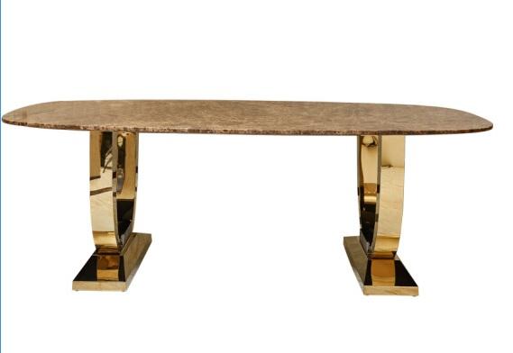 五金家具采用冲压弯曲套叠插接等多种手段获得多样化造型