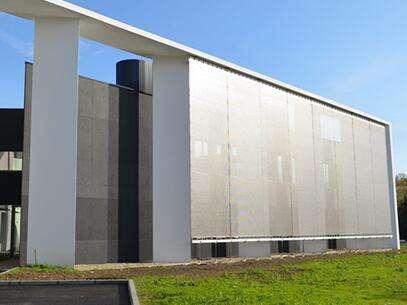 帷幕墙赋予建筑长期的耐用性和可持续性帮助增强安全可靠性dgxgy168.com