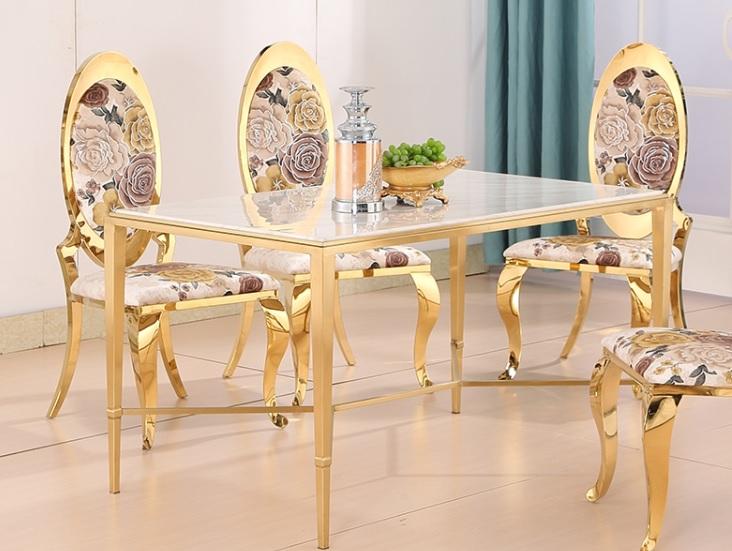 依据欧美标准生产鑫广意旗下不锈钢书桌椅子茶几造型时尚个性独特