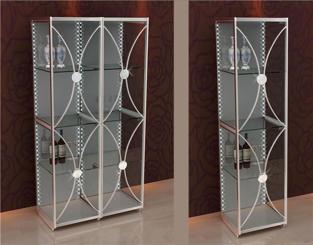 不锈钢柜子等五金家具结实美观高档优雅具有独特的魅力-dgxgy168擅长非标定制