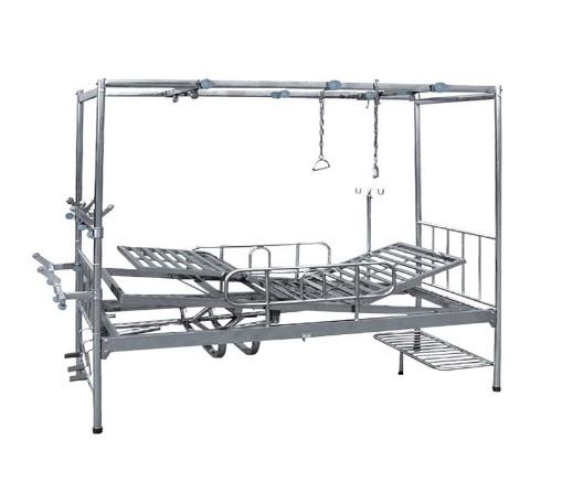 医疗金属床无需手动基本功能齐全简洁实用使繁重的康复工作变得轻松-鑫广意