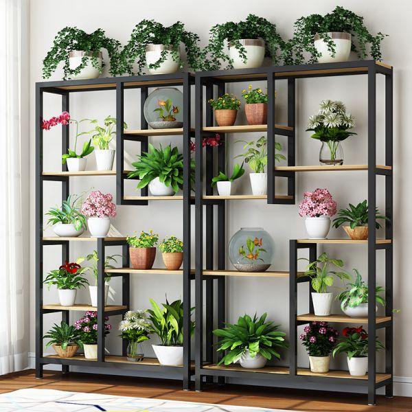 鑫廣意鐵藝花架不銹鋼花架飄香世界聞香入眠給您帶來一份綠色家具和健康生活