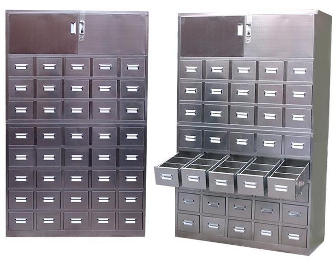 鑫广意精钢药柜-正是由于材料和工艺的进步全钢西药架才得以脱颖而出