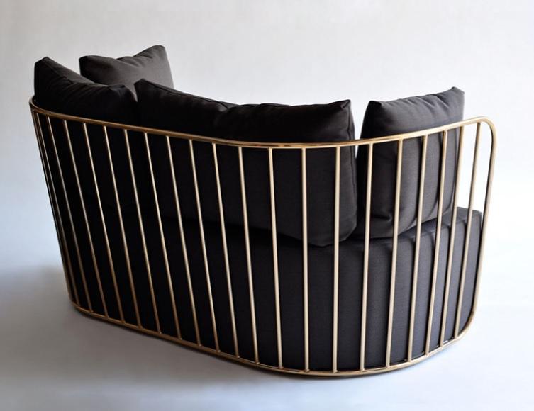 鑫廣意不銹鋼單椅沙發座椅凳子設計美觀專業工藝選材優質為空間添一分光彩