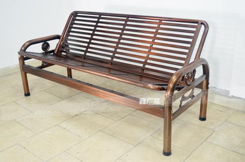 金屬沙發支架線條流暢色彩飽滿呈現高級感更加溫潤-鑫廣意