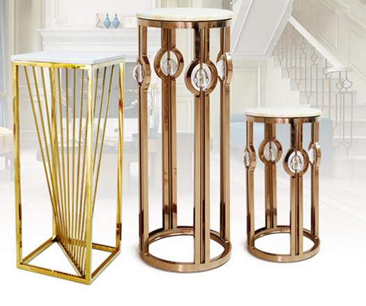 花架等钢制家具的工艺,款式,风格,规格等方面有很多需要注意的地方【鑫广意】分享工艺心得