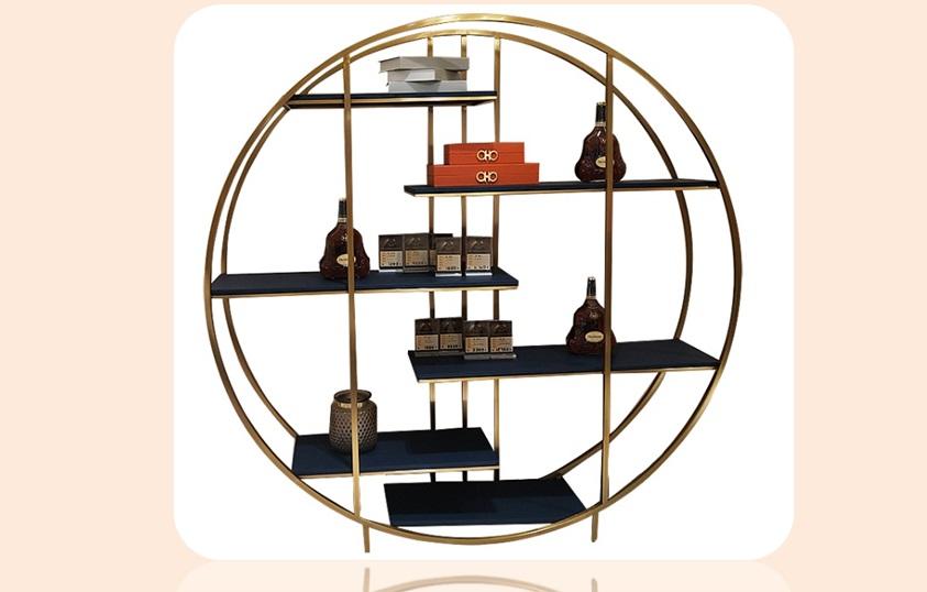 不锈钢书架书柜在未来的市场地位若何?有望占据主流地位-鑫广意