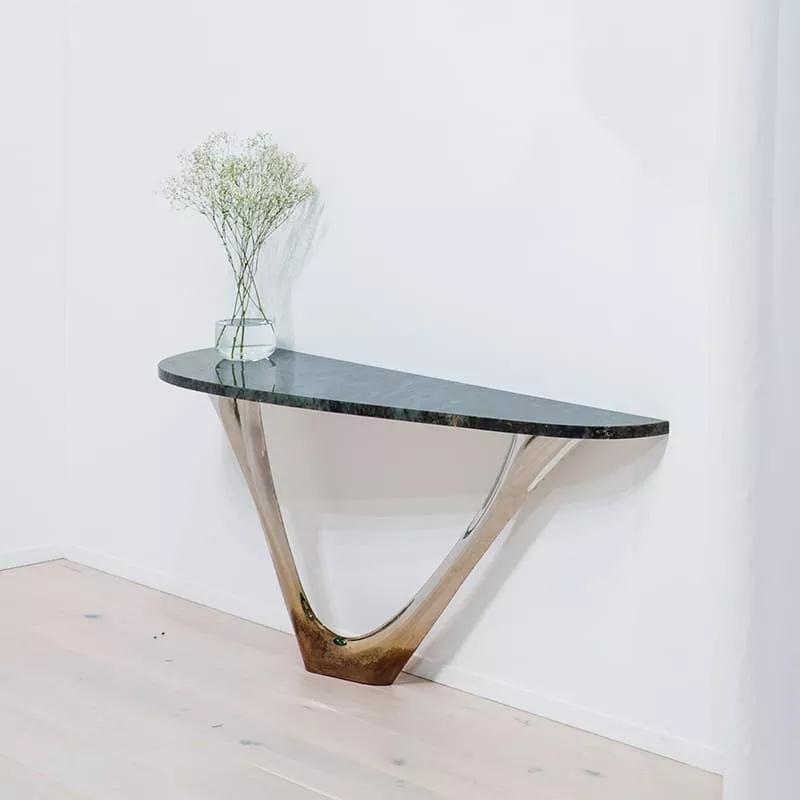 金属家具茶几椅子无论是华贵典雅还是韵致十足鑫广意都可以玩转