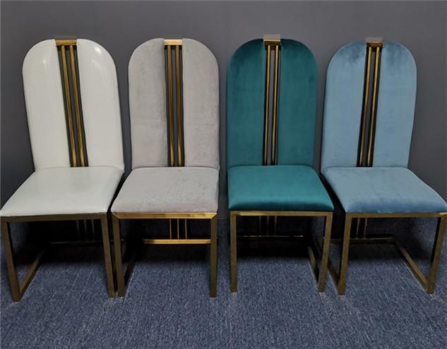 鑫廣意金屬家具餐桌椅隨著技術進步消除了舊的界限和差異得到良好的表達并吸引人們的目光