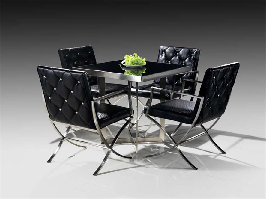 餐厅不锈钢桌椅【鑫广意】如中国传统水墨画凝练清简中散发诗意带来自然温暖的色彩