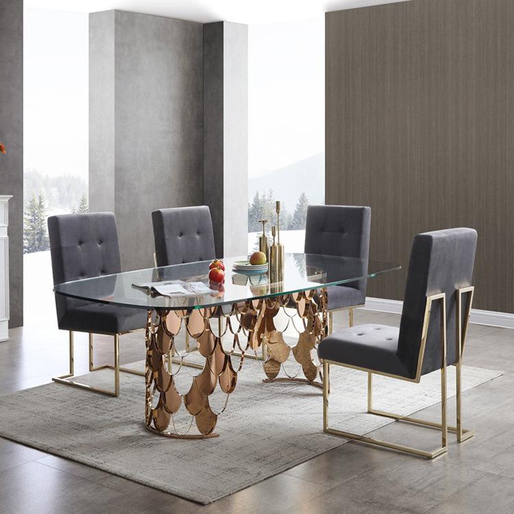 怎样判断不锈钢家具诸如桌椅的制作质量?鑫广意建议做好这些方面的观察