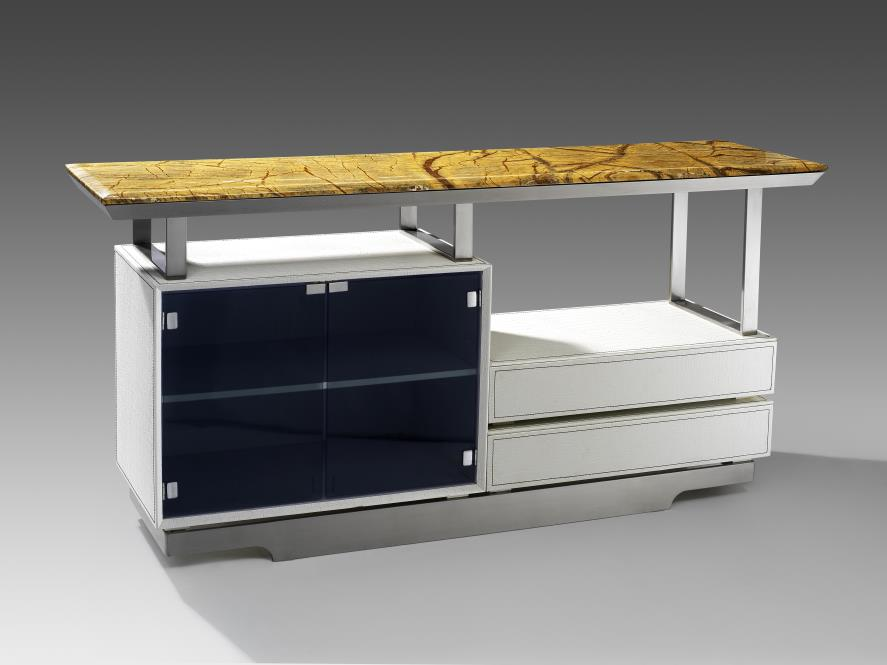 鑫广意不锈钢家具安全性能以及外观样式就能很好的确保居住舒适和安心