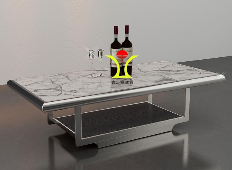 鑫广意不锈钢客厅家具和谐而富有新意占据你的客厅一角绝对时髦又不会过于出格