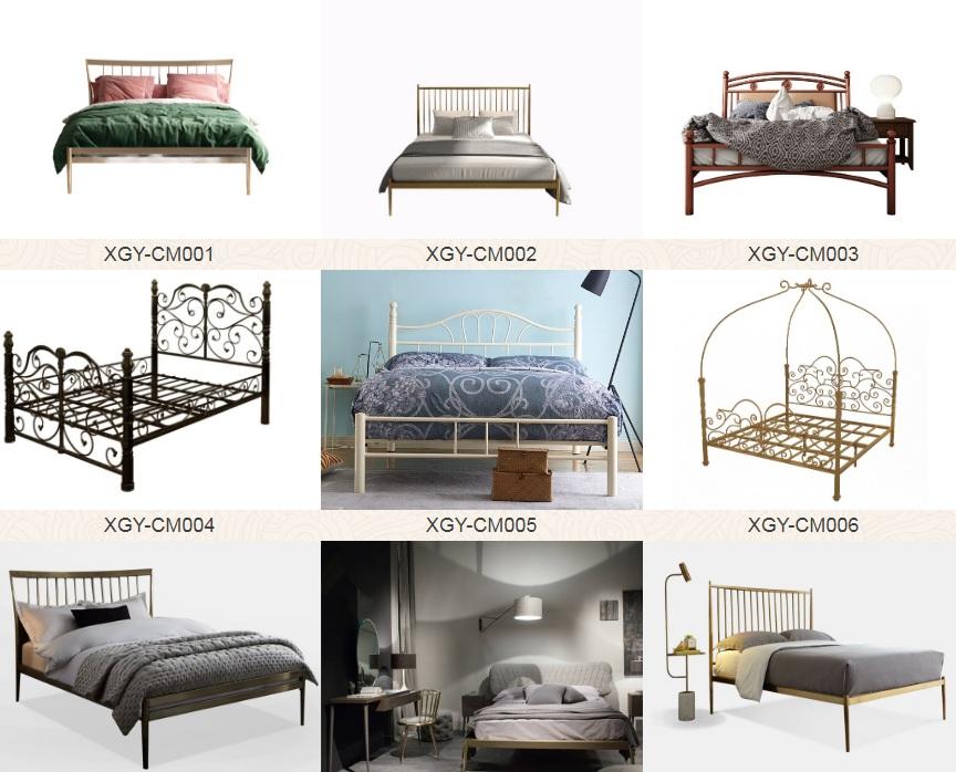 不锈钢家具双人床【鑫广意】旨在打造云端般的睡眠体验犹如拉开一场神秘童话故事的帷幕