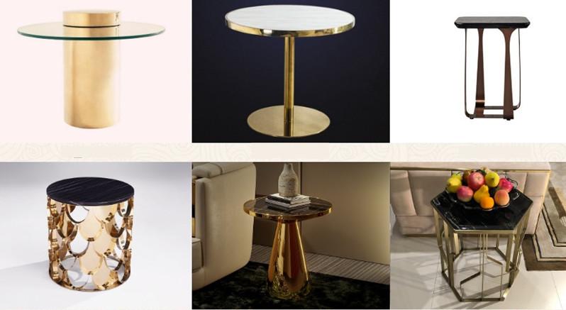 鑫廣意打破了不銹鋼家具的固定印象給人以輕盈有趣的視覺效果為家居空間帶來了另一種神奇的表現力