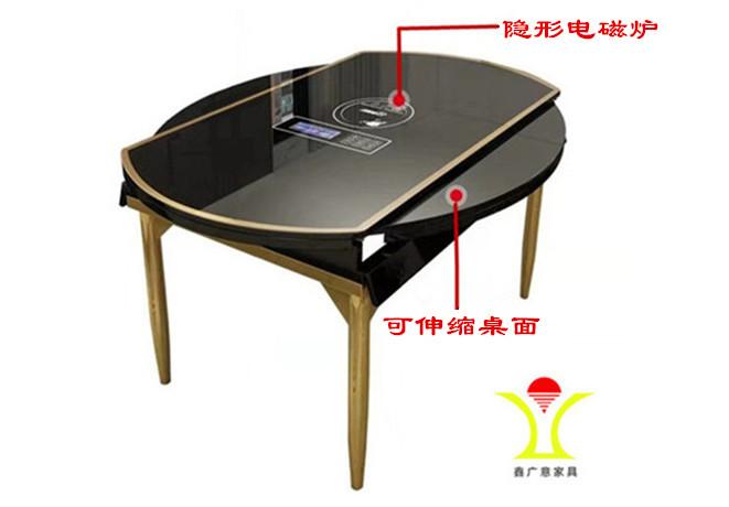 不锈钢家具稍微有点复杂的桌椅产品选购找【鑫广意】分享一些注意事项