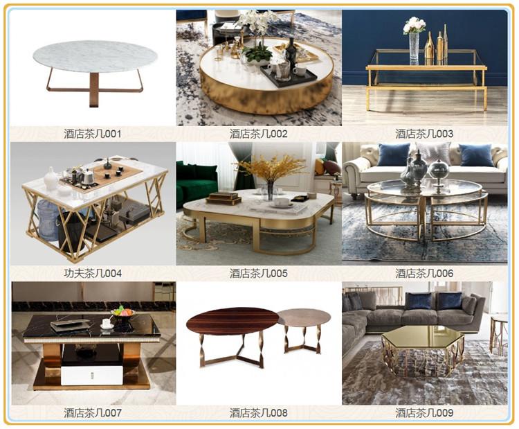 鑫广意不锈钢家具相当考究而低调,追求奢华大气的感觉