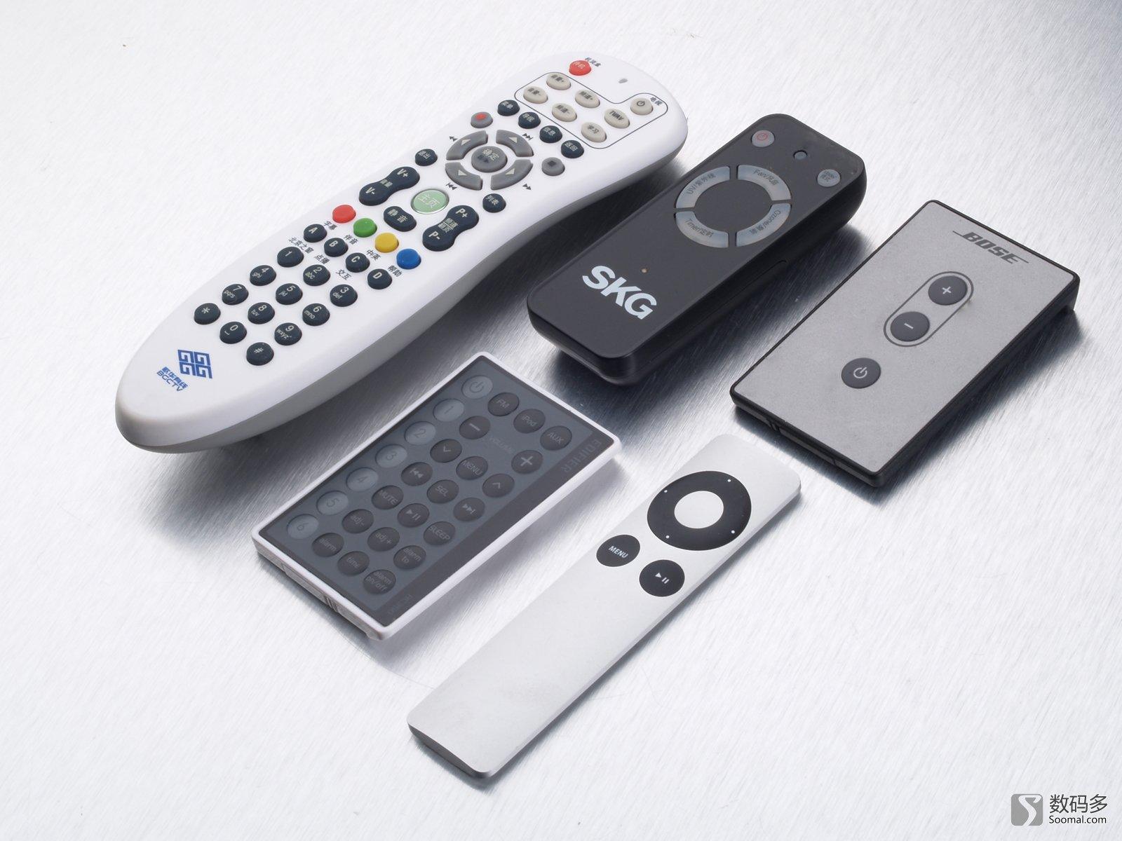 无线遥控器的种类以及如何正确选购