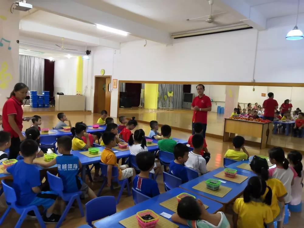 [金裕幼.活動] 金裕幼兒園藝術中心期末匯報展示