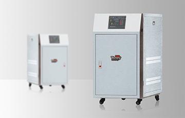 高溫油式模溫機