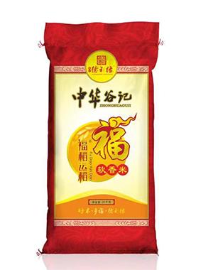 中华谷记软香米