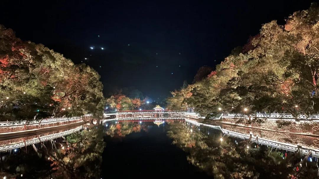 罗浮夜景|你从未见过的另一种美!