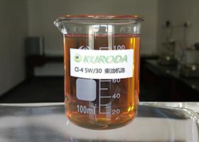 CI-4 5W/30 柴油机油-【车用润滑油】
