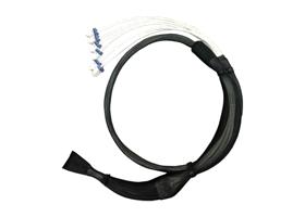 高密度预端接铜缆及光缆连接系统