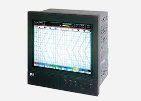 PHU型大型无纸记录仪