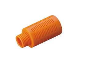 塑料消音器