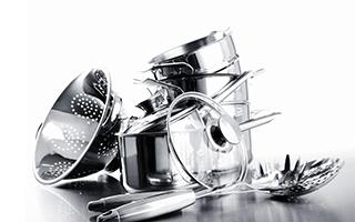 不锈钢与不锈铁的区别厨房色香味俱全