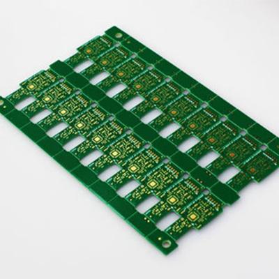 6层通孔阻抗电路板