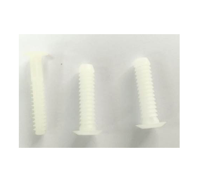 Rubber plastic nail