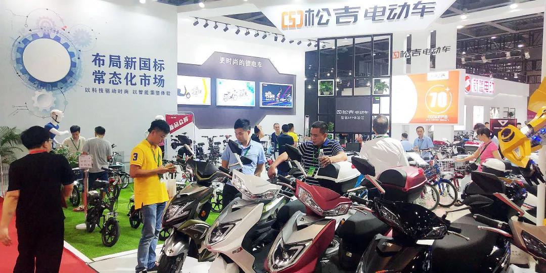 跑得更快的电动车 松吉将启动一级电摩市场