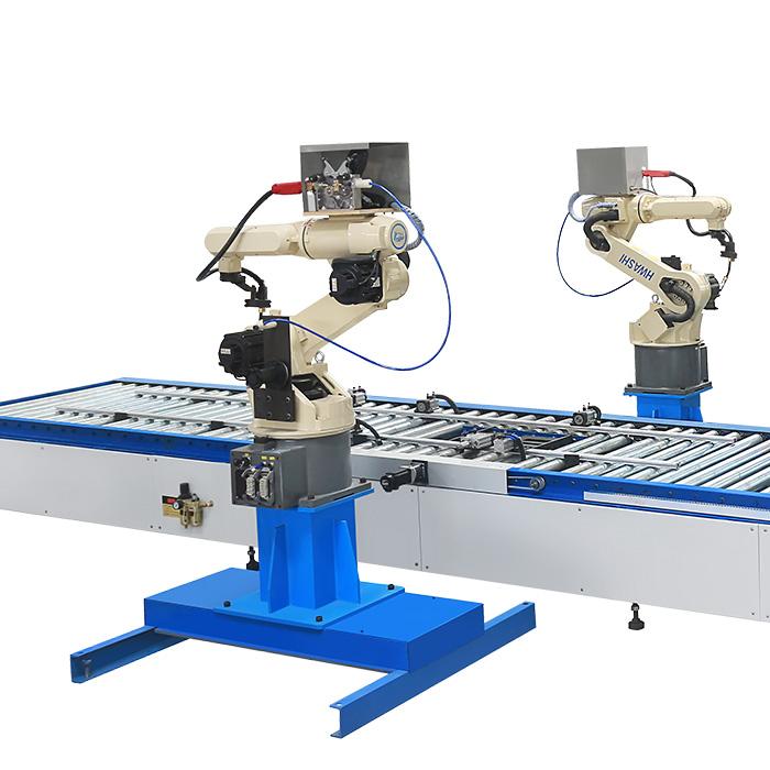 鈑金氬弧焊機器人