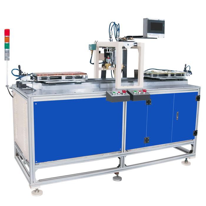 晶振封装自动焊机