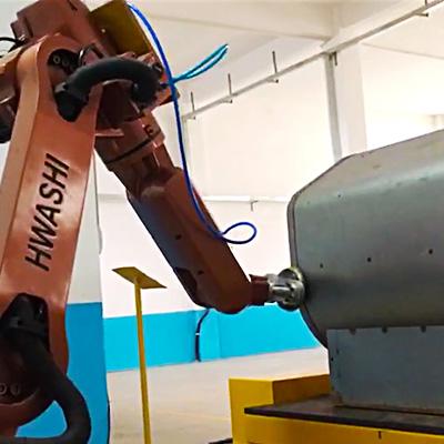 机柜打磨机器人