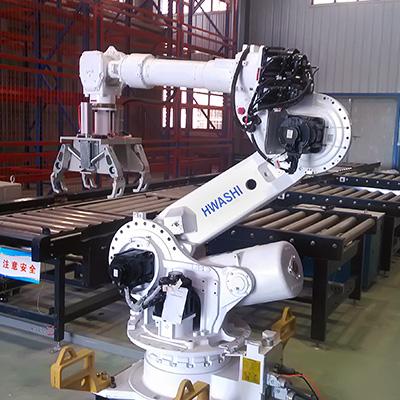 流水线搬运机器人