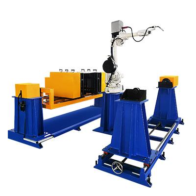 充气柜、环网柜焊接机器人工作站