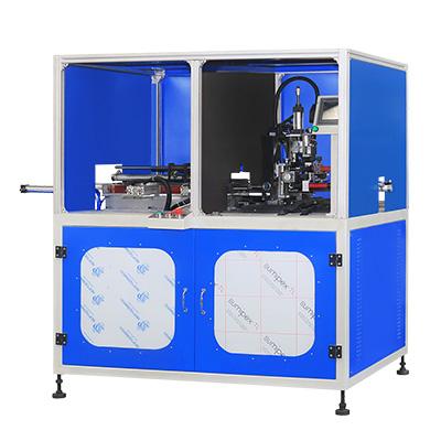 变压器EI矽钢片自动整平氩弧焊机